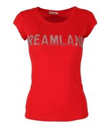 Дамска блуза DREAMLAND червена