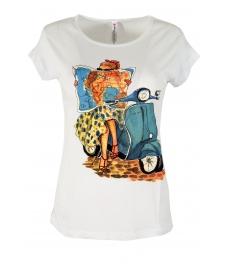 Дамска блуза GIRL A-1