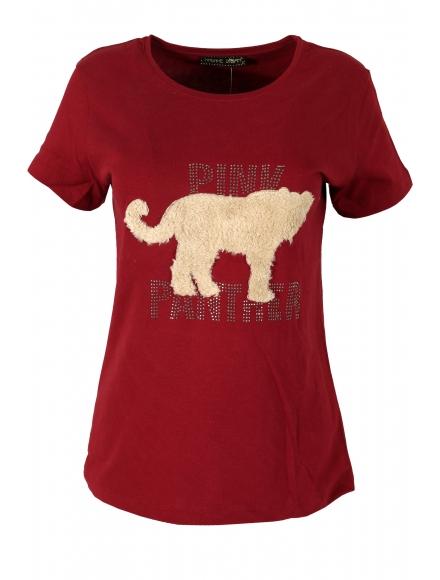 Дамска блуза PINK A-1