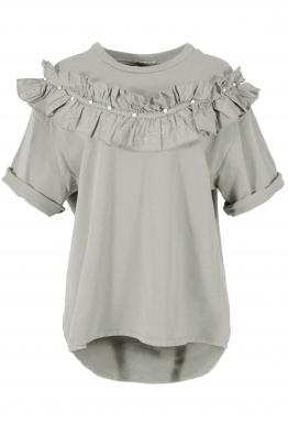 Дамска блуза ДАРА сива
