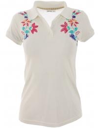 Дамска блуза 7229 бяла