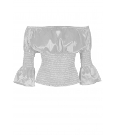 Дамска блуза с голи рамене ЕЛЕГАНЗА