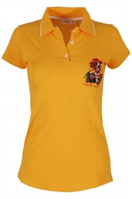 Дамска блуза 8042 жълта