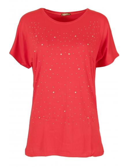 Дамска блуза BIG STAR  А-3 корал