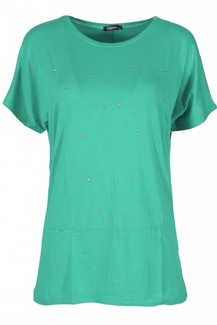 Дамска блуза BIG STAR А-3 мента