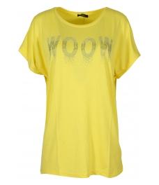 Дамска блуза BIG STAR  A-4 жълта
