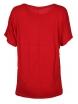 Дамска блуза BIG STAR  A-4 червена