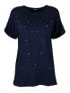 Дамска блуза BIG STAR А-3 тъмно синя