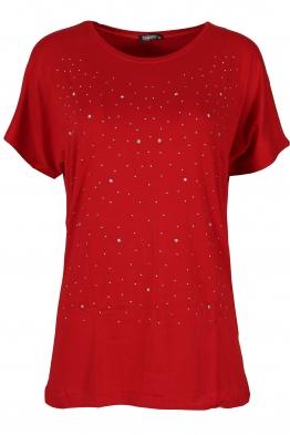 Дамска блуза BIG STAR A-3 червена