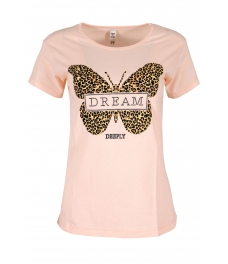 Дамска блуза DREAM пудра
