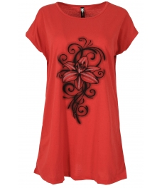 Дамска блуза EMMA корал