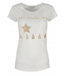 Дамска блуза STARS А-1 екрю