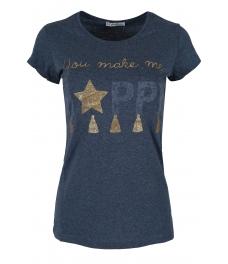 Дамска блуза STARS А-1 синя