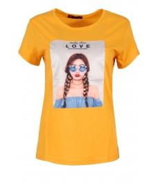 Дамска тениска МИРАНДА А-1 жълта