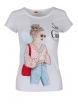 Дамска тениска1509-105