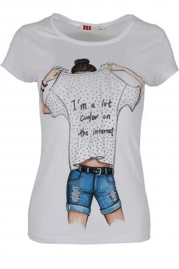 Дамска тениска1509-4