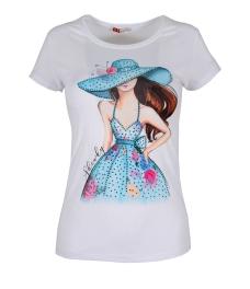 Дамска тениска1509-98
