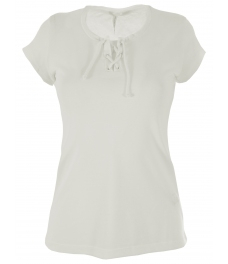 Дамска блуза Клер А-1 бяла