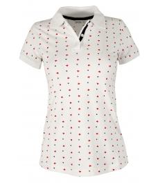Дамска блуза 7517 бяла