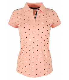 Дамска блуза 7517 пудра