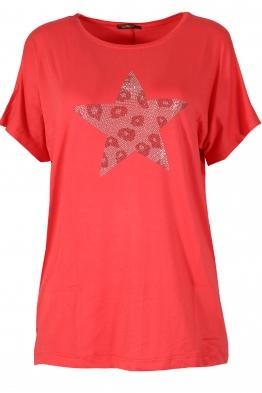 Дамска блуза BIG STAR  корал