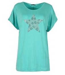 Дамска блуза BIG STAR  мента
