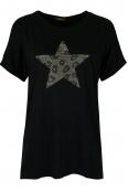 Дамска блуза BIG STAR  черна