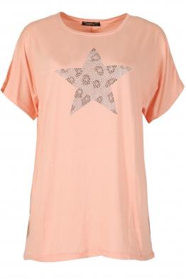 Дамска блуза BIG STAR  ябълков цвят