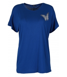 Дамска блуза BIG STAR А-1 кралско синя