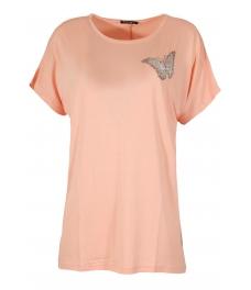 Дамска блуза BIG STAR А-1 ябълков цвят