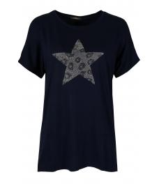 Дамска блуза BIG STAR тъмно синя