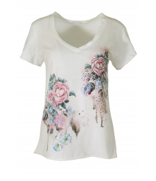 Дамска блуза CALIFORNIA екрю