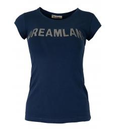 Дамска блуза DREAMLAND тъмно синя