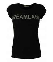 Дамска блуза DREAMLAND черна