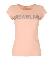 Дамска блуза DREAMLAND ябълков цвят