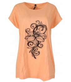 Дамска блуза EMMA пудра