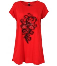 Дамска блуза EMMA червена