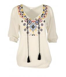 Дамска блуза FEATHERS A-1