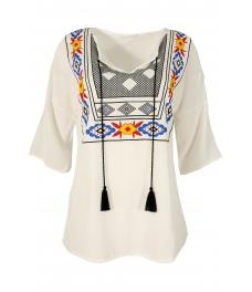Дамска блуза FEATHERS B-1