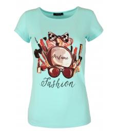 Дамска блуза PERFUME мента