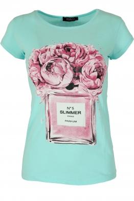 Дамска блуза SLIMMER мента