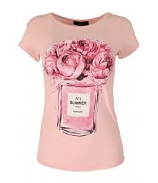 Дамска блуза SLIMMER розова