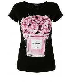 Дамска блуза SLIMMER черна