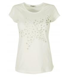 Дамска блуза STARS екрю