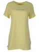 Дамска oversize блуза 8064 жълта