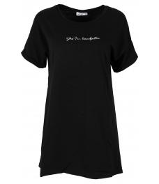Дамска oversize блуза 8064 черен