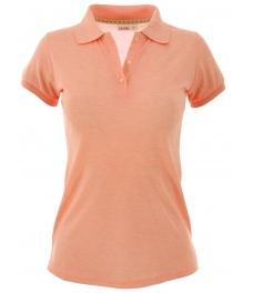 Дамска блуза 7591 цвят праскова