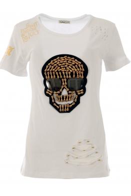 Дамска блуза SKULL