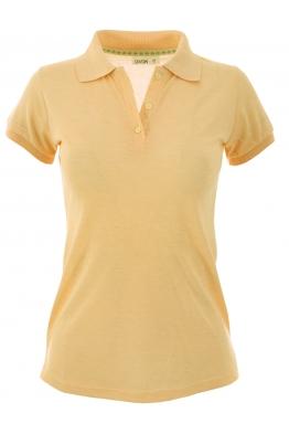 Дамска блуза 7591 жълта