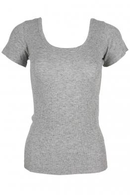 Дамска тениска  ЛАВЛИ сива